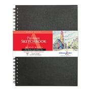 """Stillman & Birn Alpha Series Premium Hard-Bound Sketchbook, 9"""" x 12"""""""