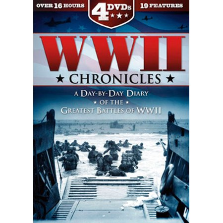 WWII Chronicles: A Day-by-Day Diary of the Greatest Battles of WWII