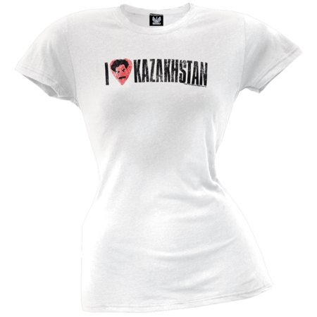 - Borat - I Love Kazakhstan Juniors T-Shirt