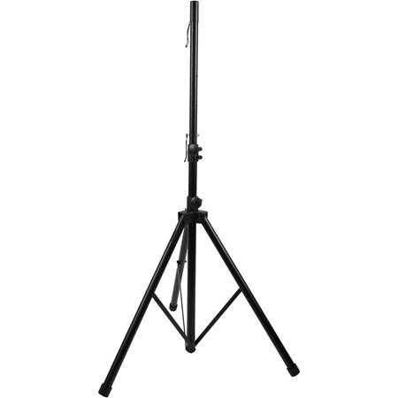 Musician's Gear Heavy-Duty Tripod Speaker Stand Black