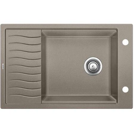Blanco Double Sink With Drainboard : ... Residential Kitchen Sink With Drainboard, Available in Various Colors