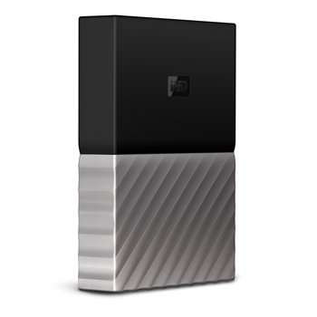 WD My Passport Ultra 1TB USB 3.0 Wireless Portable Hard Drive