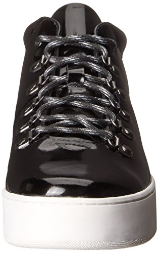 Atelje 71 Women's Eden Fashion Sneaker, Black, 8.5 M US