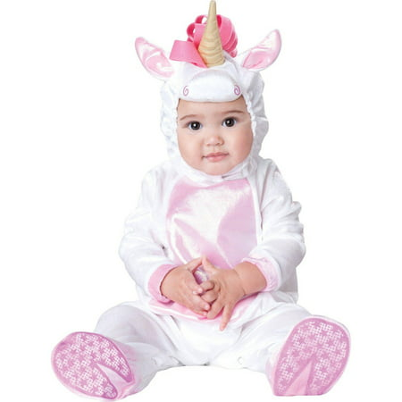 Magical Unicorn Infant Halloween Costume, 6-12 - Infant Flower Costume 0 6 Months