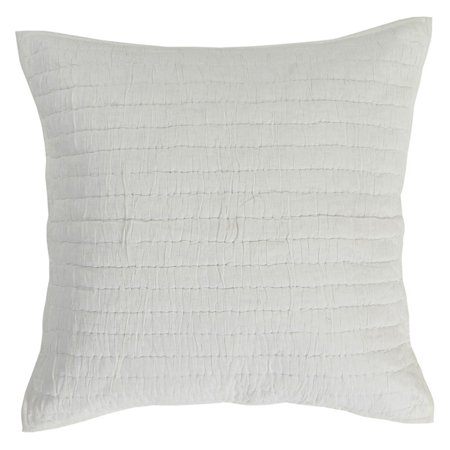 VHC Farmhouse Boho & Eclectic Bedding - Rochelle Quilted Euro Sham