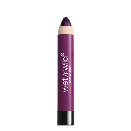 wet n wild Fantasy Makers Body Crayon, Purple - Black And Purple Halloween Makeup