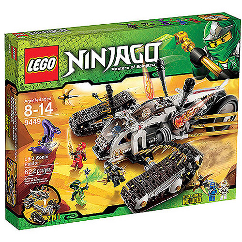 LEGO Ninjago Ultra Sonic Raider Play Set