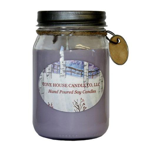 Cove House Candle Co Sweet Pea Jar Candle