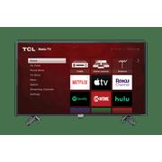 "TCL 55"" Class 4-Series 4K UHD HDR Roku Smart TV - 55S435"