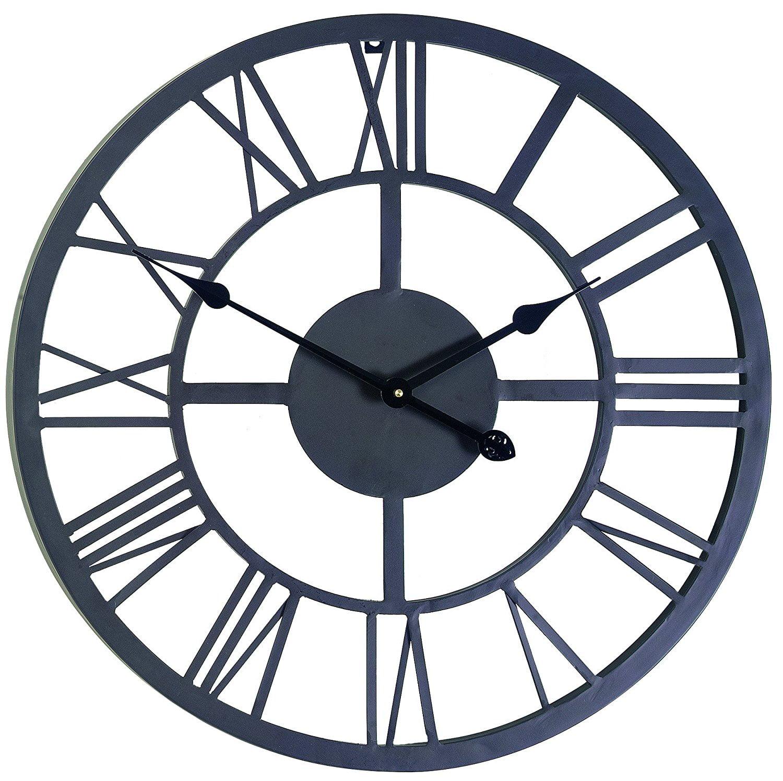 Gardman 8450 21 5 Giant Roman Numeral Clock Wall Art