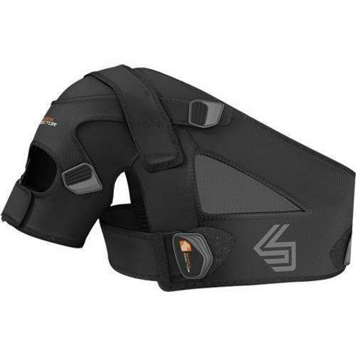 Shock Doctor Shoulder Support w  Straps Adult (Black) by McDavid