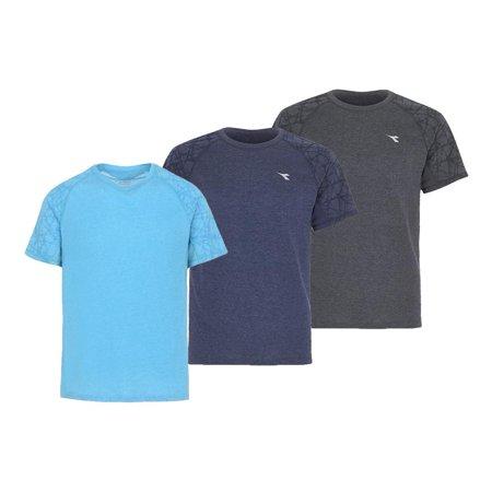 Diadora T-shirt - Men`s Short Sleeve Tennis Tee