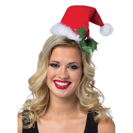 Rasta Imposta SANTA HAT HEADBAND costume - image 1 of 1