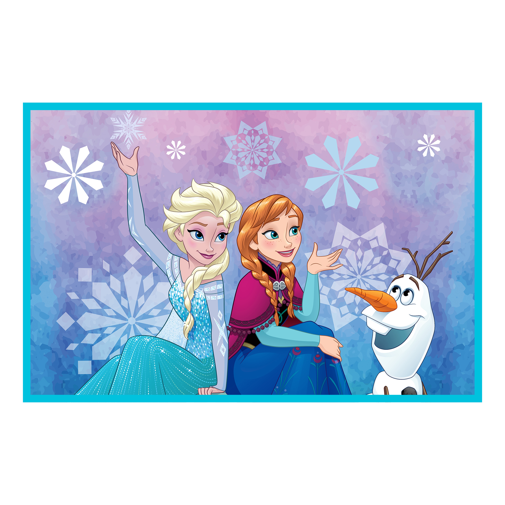 "Disney's Frozen Chilly Air Kids Accent Rug, 30"" x 46"""