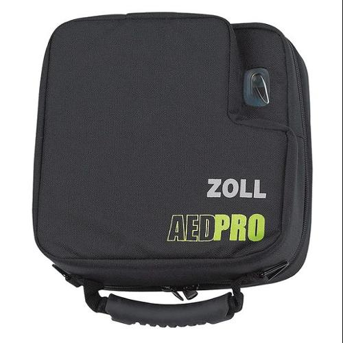 ZOLL 8000-0810-01 AED Protector Case, 3x11x12, Canvas, Black