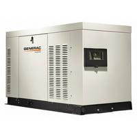 Generac Liquid Propane/Natural Gas Automatic Standby Generator, 120VAC/208VAC