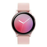 SAMSUNG Galaxy Watch Active 2 Aluminum Smart Watch (40mm) - Pink Gold - SM-R830NZDAXAR