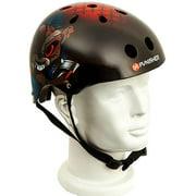 Punisher Skateboards Ranger Adjustable All-Sport Skate-Style Helmet, Medium