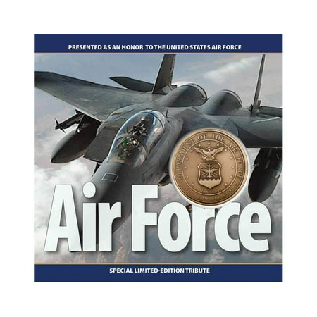 Air Force Challenge Coin Tribute -