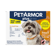 Best Flea And Tick Prevention For Dogs - PetArmor Plus Flea & Tick Prevention for Small Review