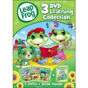 Leapfrog: 3-Disc Learning Collection (With Book) (Full Frame) by Trimark Home Video