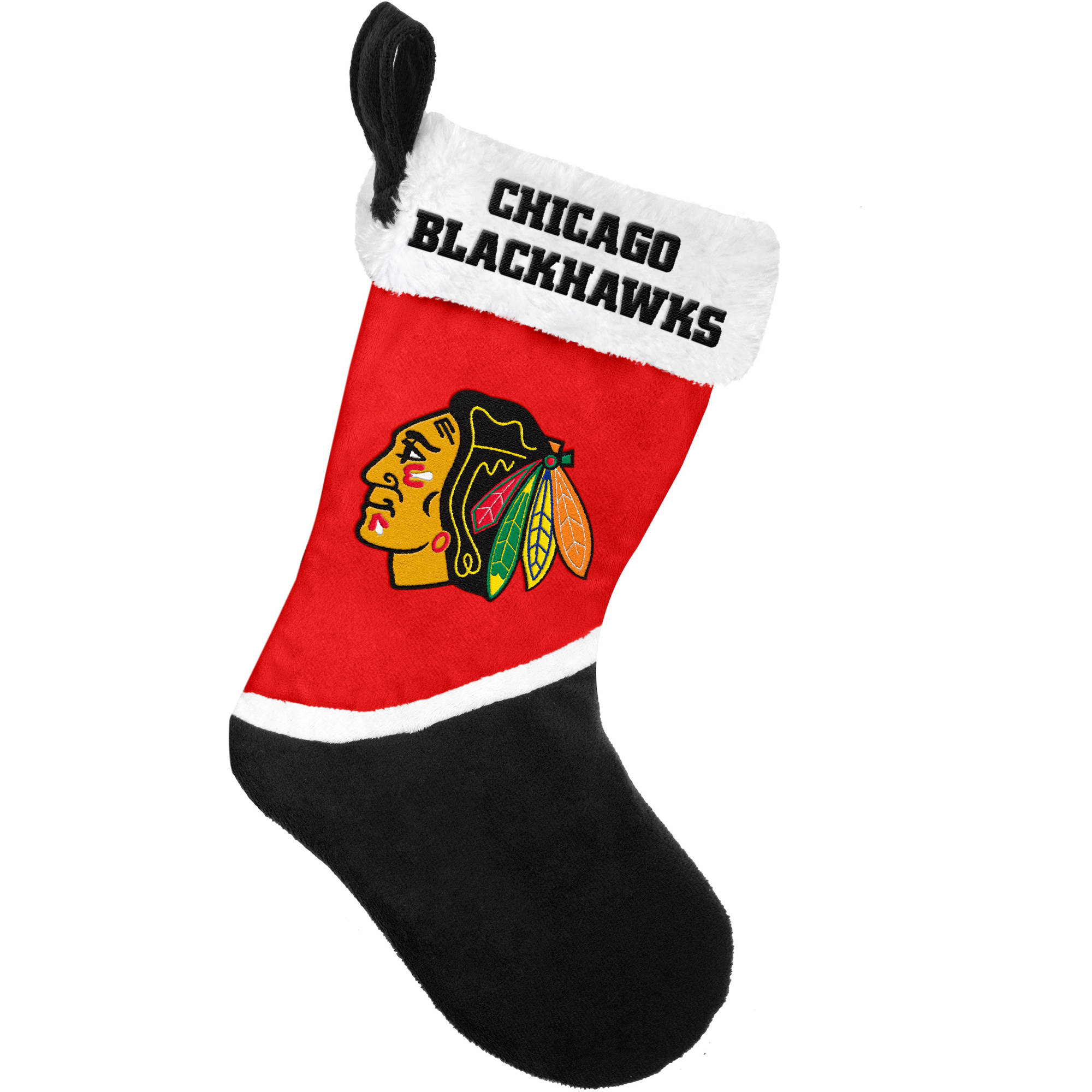Forever Collectibles NHL 2015 Basic Stocking, Chicago Blackhawks