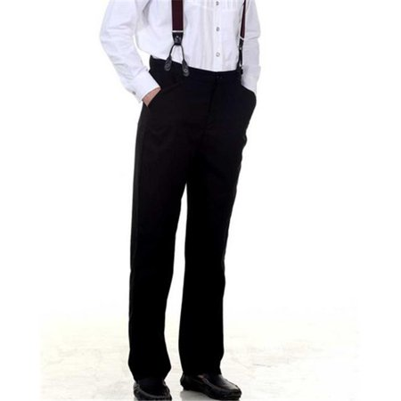 The Pirate Dressing C1331 Classic Victorian Mens Trouser, Black - Medium - Dressing As A Cat For Halloween