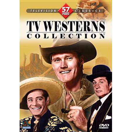 Ultimate Tv Westerns [dvd/4 Disc/57 Episodes] (digital1stop) - Tv Shows Halloween Episodes