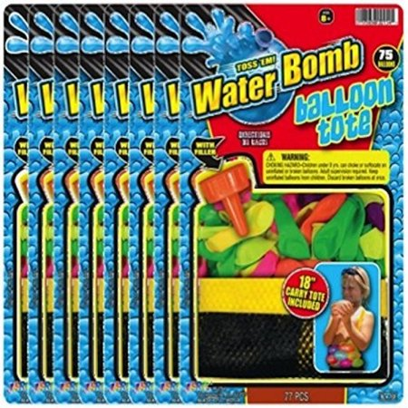 Toss 'Em Water Bomb Balloon Tote](Balloon Bombs)
