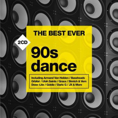 Best Ever 90S Dance (CD)