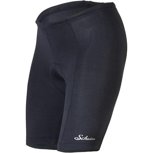 Schwinn Women's Classic Bike Shorts, Black by Pacific Cycle
