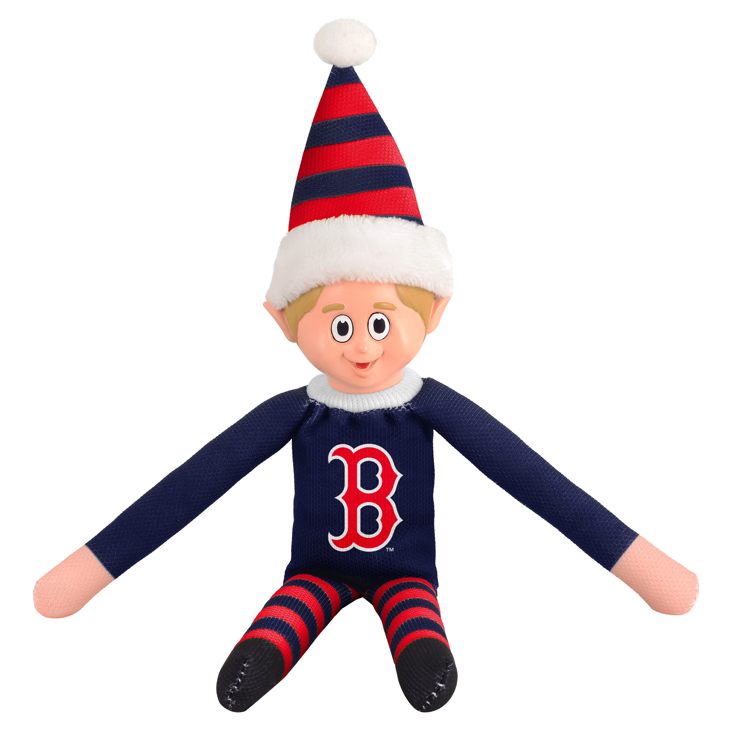 Forever Collectibles MLB Team Elf, Boston Red Sox