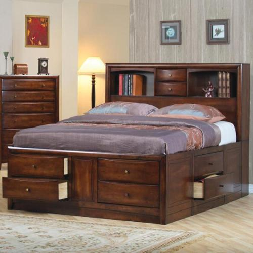 Chelsey 4-piece Bedroom Set Chelsey 4 PC Eastern King Bedroom Set