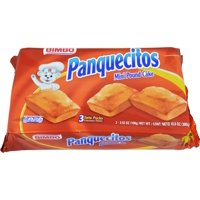 Bimbo Panquecitos Mini Pound Cake, 3.53 oz, 3 ct