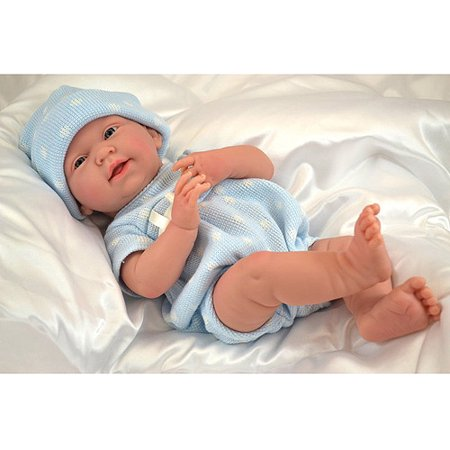 JC Toys La Newborn Real Boy (Open Box) - Walmart.com