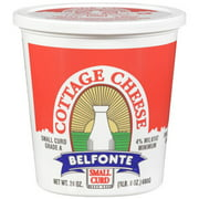 Belfonte Small Curd Cottage Cheese, 24 oz