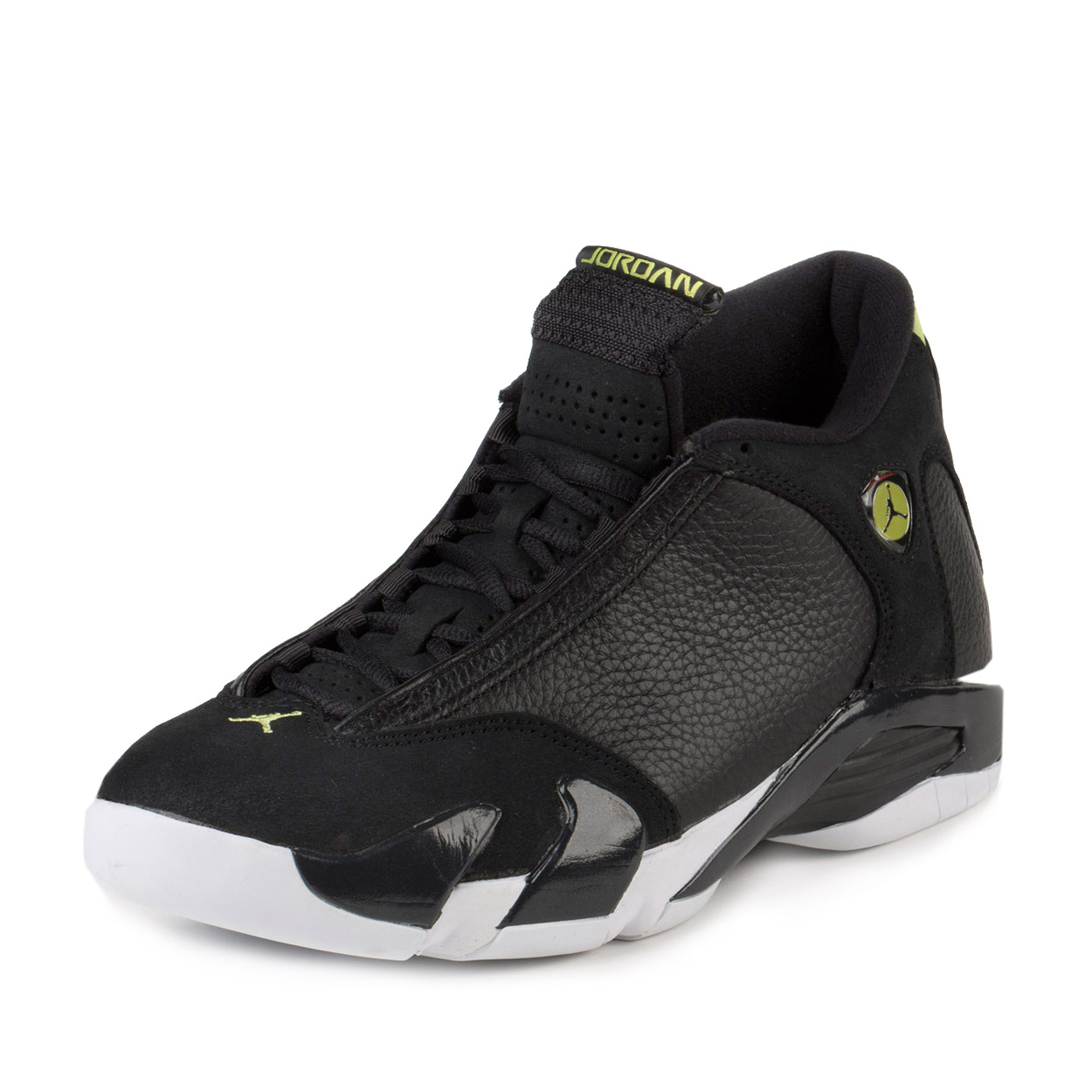 56a42209d67a87 ... best price nike mens air jordan 14 retro indiglo black vivid green  487471 005 walmart bbcaf