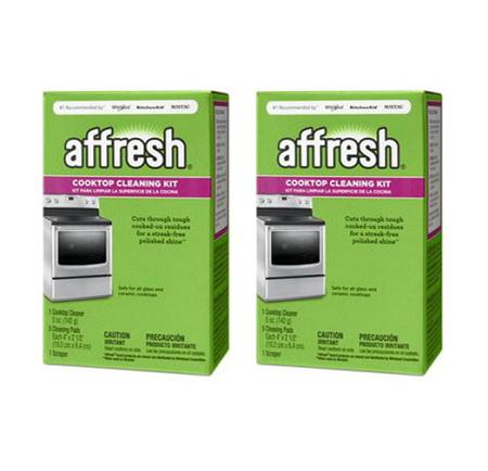 (2 pack) affresh Cooktop Kit