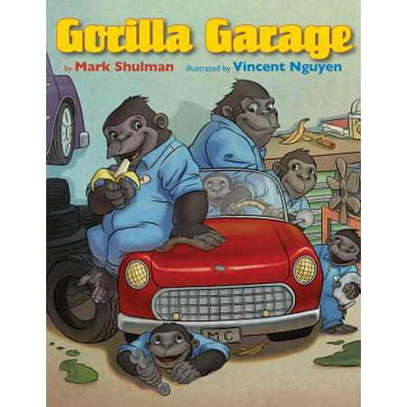 Garage Gorilla - Gorilla Garage
