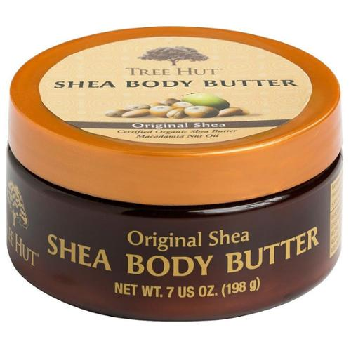 Tree Hut Shea Body Butter, Original Shea 7 oz (Pack of 3)