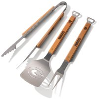 Green Bay Packers 3-Piece BBQ Set - No Size