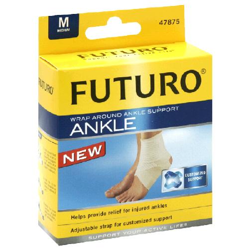 3M Futuro  Wrap Around Ankle Support, 1 ea