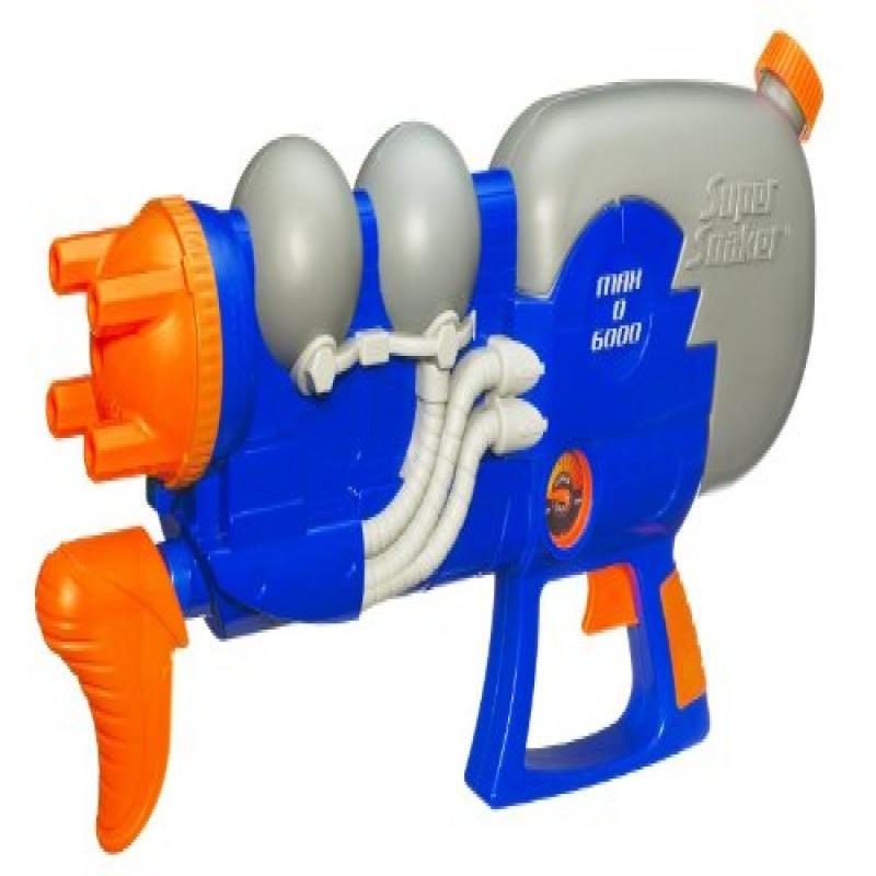 Supersoaker Max D 6000 Water Blaster by