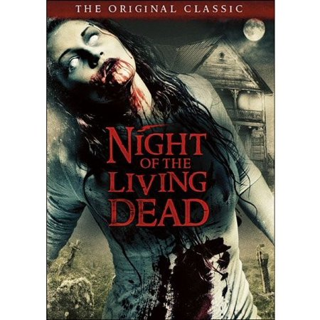 Night of the Living Dead (DVD) (Night Of The Living Dead 1968 Trailer)