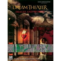 Authentic Guitar-Tab: Dream Theater - Images and Words (Other)