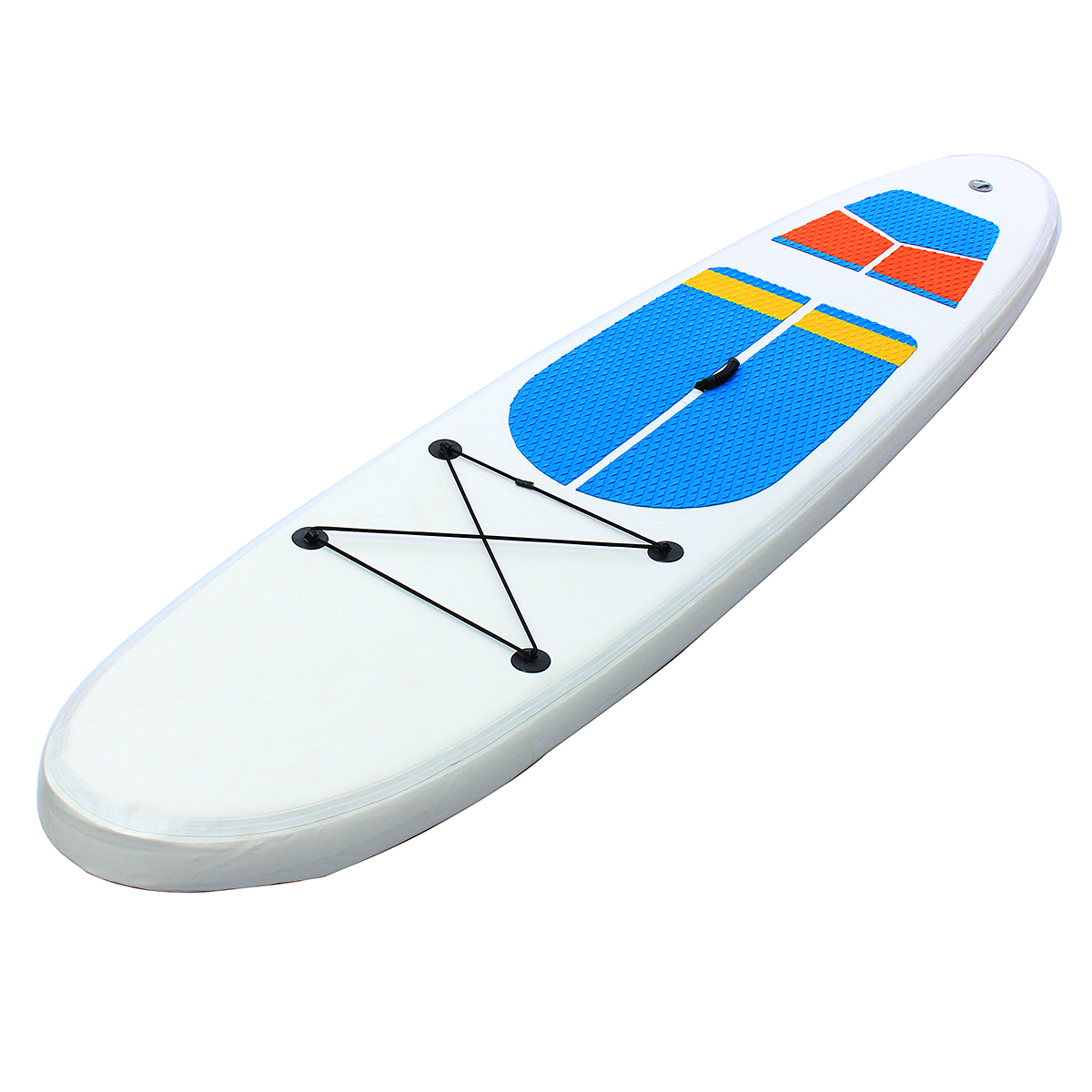 10ft x 2.5ft SUP Standup Paddleboarding Stand Up Paddle Surfboard  Inflatable Board with Travel Backpack Hand Pump for Surfing/ Aqua Yoga/Fishing