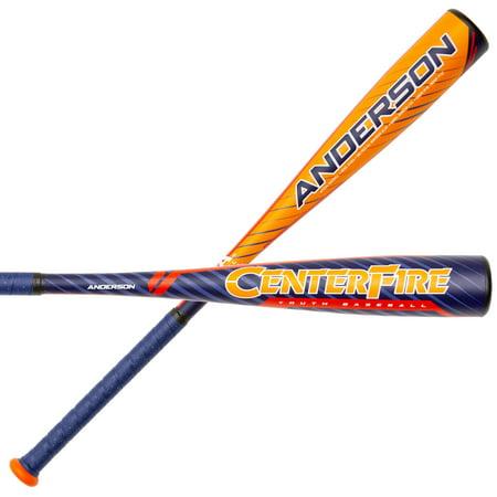Anderson Aluminum Baseball Bat (Anderson Centerfire USA Youth Baseball Bat, 28