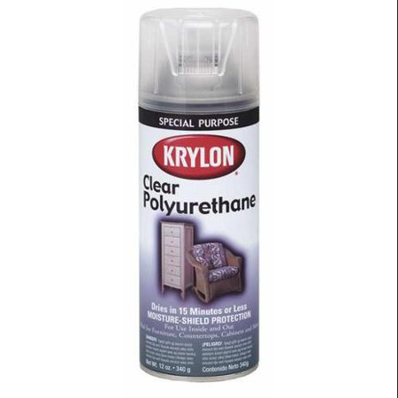 krylon clear polyurethane 7005 gloss search. Black Bedroom Furniture Sets. Home Design Ideas
