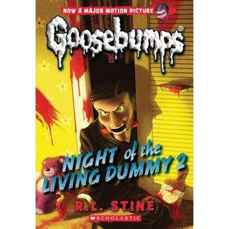 Night of the Living Dummy 2 (Classic Goosebumps #25) - Slappy The Dummy