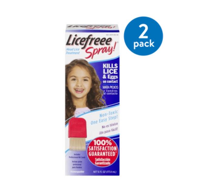 (2 Pack) LICE FREEE!
